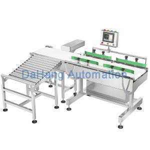 2015 Hot Sale Automatic Online Check Weigher Machine pictures & photos