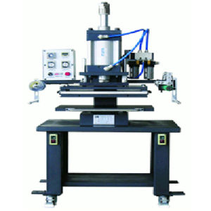 Pneumatic Bronzing Machine with High Quality pictures & photos