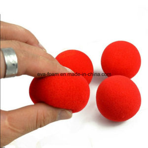 "2"" Red Sponge Foam Ball by Goshman pictures & photos"