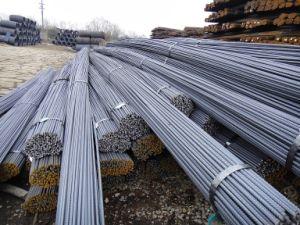 Hot Rolled Deformed Steel Rebar HRB400 pictures & photos