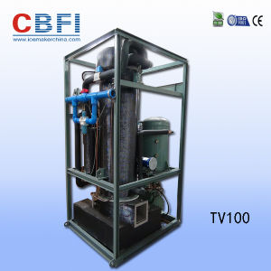 Different Capacity Ice Tube Making Machine with PLC Control pictures & photos