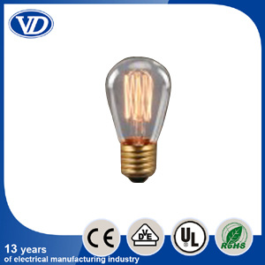 Carbon Filament Incandescent Edison Light Bulb St45