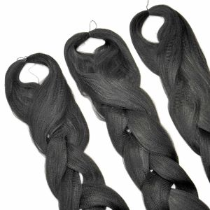 2017 Hair Braid 100% Kanekalon Jumbo Braid Synthetic Hair Extension Stock Lots Goods Available Lbh 017 pictures & photos