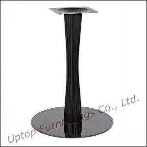 Heavy Duty Round Stainless Steel Legs for Tables (SP-STL122) pictures & photos