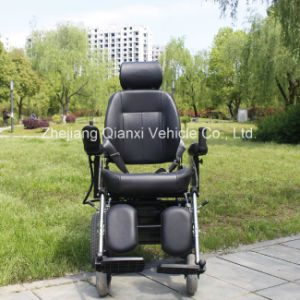 Power Wheelchair / Electric Wheelchair for Disability (XFG-104FL) pictures & photos