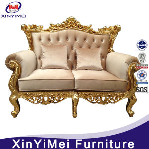 Modern High Class Fabric Upholstery Living Room Sofa (XYM-501) pictures & photos