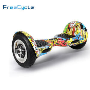 Us UK 2 Wheel Smart Electric Scooter Hoverboard with 4400mA Samsung Battery Drifting Board Self Balancing Scooter Speedway Airboard pictures & photos
