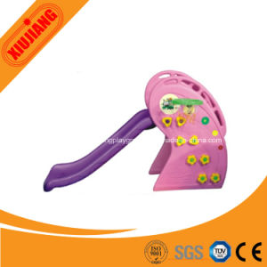 Indoor Playground Children Plastic Slide for Kindergarten Game Center pictures & photos