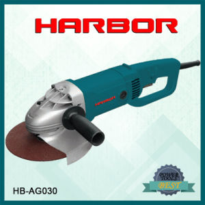 Hb-AG030 Harbor Modern Power Tool Electric Angle Grinder