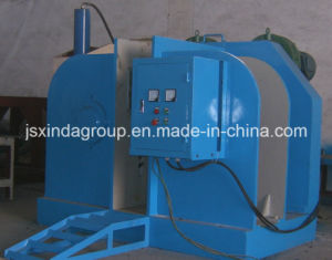 Xinda Tire Bead Wire Double Hook Debeader Scrap Tire Recycling Plant pictures & photos