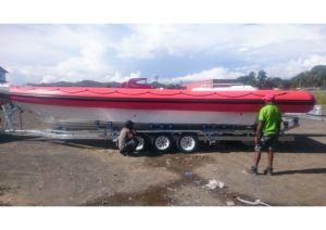 Aqualand 35feet 10.50m Rib Patrol Boat/Military Rigid Inflatable Boat (RIB1050) pictures & photos