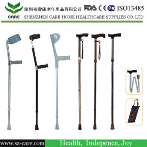 Elderly Walking Stick Prices, Old Man Walking Stick Cane with Sword, Cheap Walking Stick with Light and Alarm pictures & photos