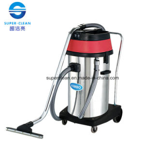Kimbo 60L Stainless Steel Wet and Dry Vacuum Cleaner pictures & photos