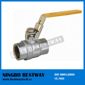 Brass Lockable Ball Valve with High Quality Price (BW-L09) pictures & photos