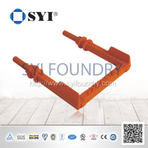 Plastic Coating Manhole Steps