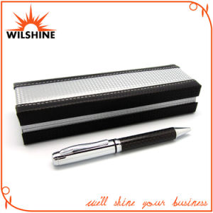 Classic Carbon Fiber Pen Set for Business Gift (BP0016BK) pictures & photos