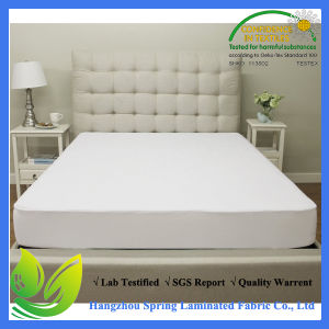 Made in China Products China Supplier New Waterproof and Breathable Mattress Protector pictures & photos