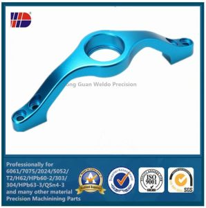 Dong Guan Supplier Custom Fabrication Services Precision CNC Milled Parts pictures & photos