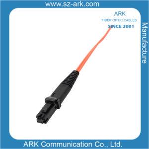 MTRJ-MTRJ Multimode Duplex Fiber Optic Cable/Patchcord pictures & photos