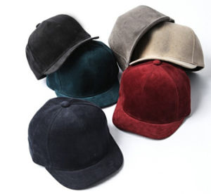 Wholeslae Mutiple Color Suede 5 Panels Blank Sport Snapback Hat Cap pictures & photos
