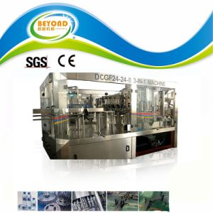 Automatic Glass Bottle Filling and Packing Machine pictures & photos