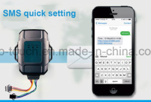 Waterproof IP65 Real Time Anti-Theft Car GPS Tracker (JM01) pictures & photos