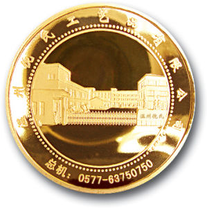 Customized High Quality Gold Silver Copper Coin pictures & photos