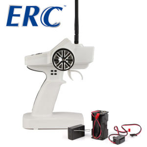 Firelap 2.4G 3CH RC LCD Screen Transmitter with Receiver for RC Car/RC Toy pictures & photos