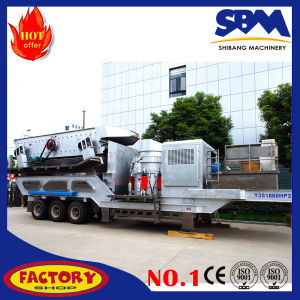 Sbm German Technical Mining Mobile Crusher pictures & photos