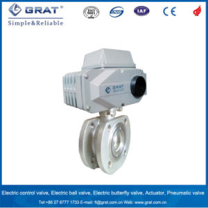 Quick Switch Electric Ball Valve pictures & photos