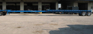 Flexible Utility Truck Trailer for Heavy Cargo pictures & photos