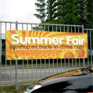 PVC Flex Vinyl Billboard Mesh Banner Canvas Fence (1000X1000 9X13 270g) pictures & photos