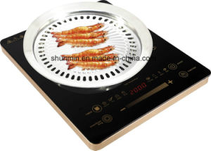 2017 Spain, UK, Germany Italy Market Europe Ce CB EMC Cheap Price Sensor Touch 2000W Ailipu Brand Electric Infrared Cooker pictures & photos