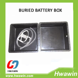 Solar Light Waterproof Underground Buried Battery Box 50ah, 80ah, 100ah. 120ah, 150ah, 200ah pictures & photos