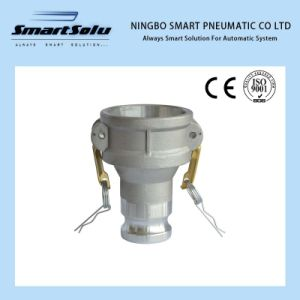 High Quality Aluminium Reducer Coupling, Step Coupling, Camlock Coupling pictures & photos