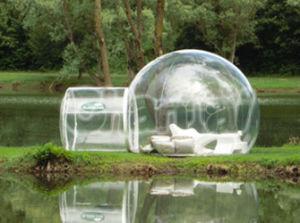 Inflatable Transparent Bubble Tent (CHT220) pictures & photos