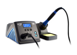 Lead-Free ESD Electric Digital Soldering Station with Soldering Iron (ST-60) pictures & photos