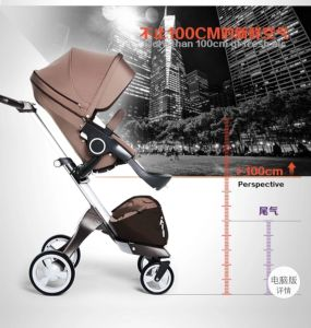2016 New Design Fold Baby Stroller pictures & photos