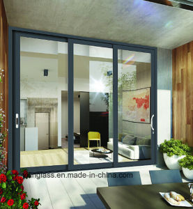 Morden Design Aluminium Sliding Door for Interior Room pictures & photos