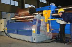 4 Roller CNC Bending Roll Machine pictures & photos