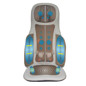 Multi-Function Beating & Kneading Massage Cushion Body Massager pictures & photos