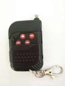 Mahogany RF Receiver Remote Control (FAS-RC-04)