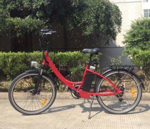 """26"""" Aluminum Frame Lithium Battery Electric Bike (CB-26N01) pictures & photos"""