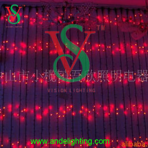 Water Flow Effect LED Waterfall Light for Wedding Decoration pictures & photos