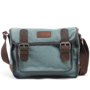 Leisure Hiking Messenger Girl and Boy Canvas Shoulder Bags (RS-20161) pictures & photos