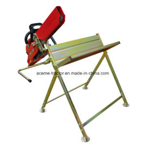 Smart Foldable Sawhorse with Chainsaw Holder Bt-Sh002 pictures & photos