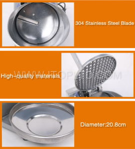 Manual Industrial Stainless Steel Electric Ice Crusher (SBT108) pictures & photos