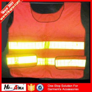 Advanced Equipment High Intensity Pink Safety Reflective Jackets pictures & photos