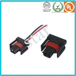 High Quality Automobile Light Male Female Delphi Connector pictures & photos