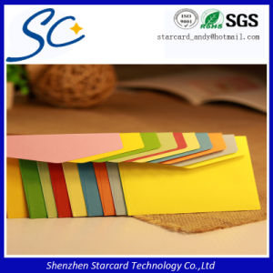 Hot! ! New Arrival 10 Colors Kraft Paper Small Envelopes pictures & photos